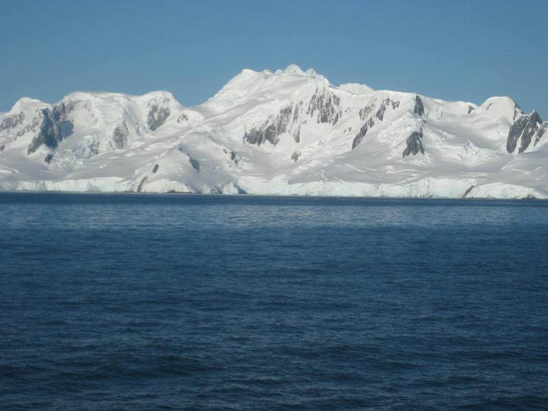 Τοπίο της Ανταρκτικής