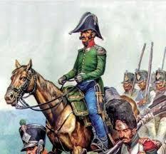 Πέτρος Ταρέλλα (1781-1822). Ιταλός αξιωματικός επικεφαλής του Τακτικού στρατού. Σκοτώθηκε στο Πέτα