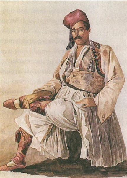 Έλληνας οπλαρχηγός