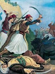 Μάχη της Επανάστασης 1821